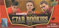 2015 2016 Upper Deck NHL 25 STAR ROOKIES Limited Edition Set Connor McDavid Plus