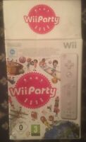 Wii Party - Genuine Empty Box (no Game Or Controller)