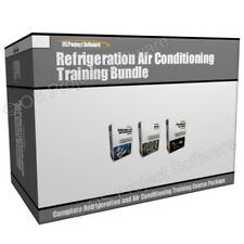 Refrigeration and Air Conditioning HVAC Training Course Bundle
