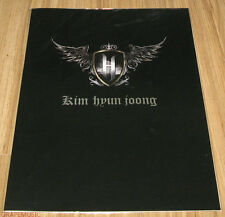 KIM HYUN JOONG 1st collection 5 POSTER SET OFFICIAL GOODS NEW