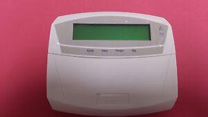 InterlogiX GE Security NetworX NX-1192-TR Turkish / English LCD NX-1192E Keypad
