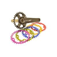 SNAIL Round 96BCD 30/32/34/36/38T Chainring MTB Bike Chain Ring M7000/8000/9000