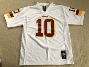 Washington Redskins jersey #10 Griffin III Youth L 14-16
