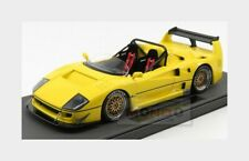 Ferrari F40 Lm Beurlys Barchetta Spider 1989 Yellow TOPMARQUES 1:18 TOP068A