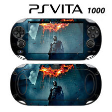 Vinyl Decal Skin Sticker for Sony PS Vita PSV 1000 Batman Dark Knight Rises 2