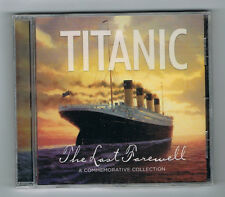 TITANIC - THE LAST FAREWELL - A COMMEMORATIVE COLLECTION - 20 TRACKS - NEUF NEW