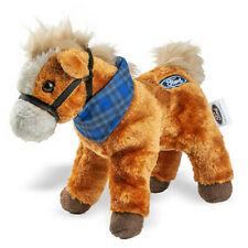 Ford MUSTANG Plush Pong Teddy Bear Horsepower | Ford Embroidered Blue Oval logo