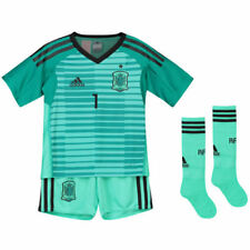 Camisetas de fútbol de selecciones nacionales porteros de españa