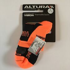 ALTURA Thermolite Reflective Breathable Cycling Socks (Small)