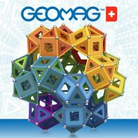 GEOMAG Magnetic Construction Building Sets - 18 Sets Choice Made in Switzerland
