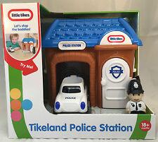 Little Tikes Tikeland Police Station Children's Toys