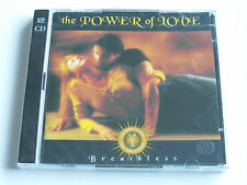 The Power Of Love Breathless - Various - Sealed (2 x CD Album) Used Very Good