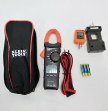 Klein Tools CL110 AC / DC Digital Clamp Meter Kit 11/B7310C