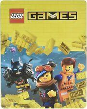 Lego Games | Steelbook | KEIN SPIEL! |NEW