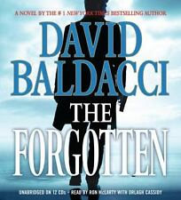 David Baldacci THE FORGOTTEN New Unabridged 12 CDs (2012)