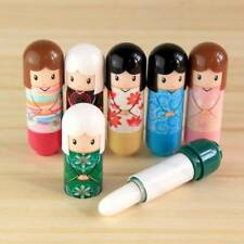 Japanese Doll Lipstick Clear Lip Balm Lip Gloss Moisturizing Women Girl Makeup