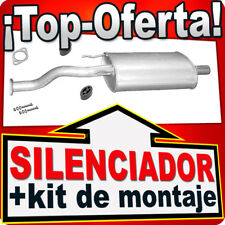 Silenciador Trasero ROVER 400 (414, 416) 1.4 1.6 16V Hatchback 95-99 Escape UUY