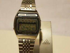 CASIO H104 Melody Alarm WATCH Vintage
