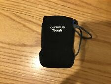 Olympus TG-320 14 MP Tough Series Camera - Blue with Case