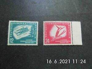 DDR .Mi.-Nr.280-1  * *   Siehe Bilder