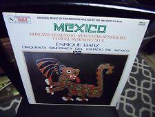 Enrique Batiz Mexico LP 1981 Varese Sarabande Records VG+