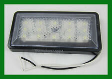 "Interior Compartment Light 12 LED White Surface Mount 3""X6"" 200 Lumens"