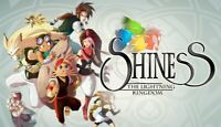 Shiness: The Lightning Kingdom, PC, Region Free, Steam Activation Key