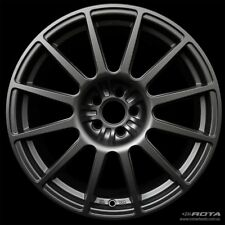 "18"" ROTA Gravel WHEELS RIMS AUDI, SUBARU, TOYOTA, LEXUS CT, VW"