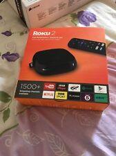 NEW | ✔ Roku 2 HD (2nd Generation) Media Streamer 4205EU - With Faster PROCESSOR