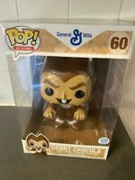 "Funko Pop! Count Chocula #60 10"" Inch Ad Icons"