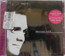 Michael Buble - Totally Bublé (CD 2003 DRG Enhanced 3 Bonus Videos) Brand NEW