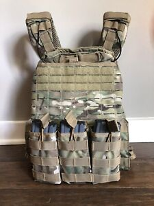 5.11 plate carrier Multicam With Mag Pouch Included