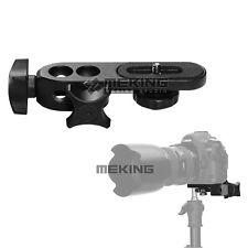 Selens Metal Camera Bracket Platform Plate Connection for Light Stand Magic Arm