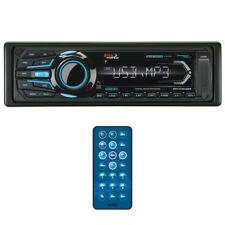 Boss Marine Mechless Single Din Receiver Bluetooth USB/SD Remote MR1308UABK