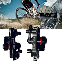 Mechanical Disc Brake Bike Front Rear Caliper Cycling Bicycle MTB Mountain Parts