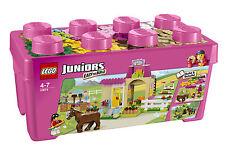 LEGO® Juniors 10674 Große Steinebox Mädchen Ponyhof NEU OVP_ Pony Farm NEW MISB