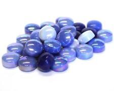 Verre Mosaïque Tuile Gouttes - Bleu Optique Gouttes