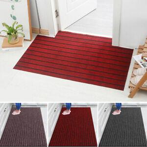 Non-Slip Doormat Home Kitchen bathroom Floor Door Mat Cuttable Washable Carpet