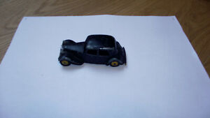 dinky toys traction Citroën male plate