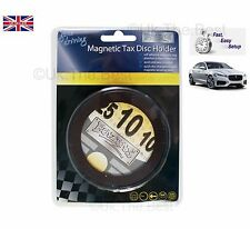 Magnetic Parking Permit Holder / Road Tax Discs For Windscreen Boyz Toyz NEW