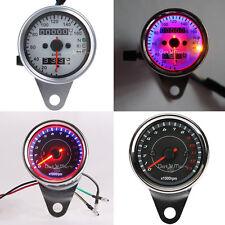 LED Speedometer Odometer Tachometer For Honda VT Shadow Spirit VLX 600 750 1100