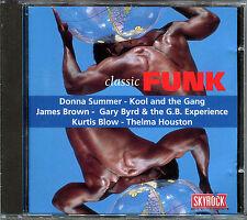 CLASSIC FUNK - COMPILATION CD 12 TRACKS - MAXI VERSIONS [2794]