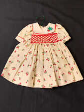 Doll Clothes Doll Dress With Cherries #Tb3