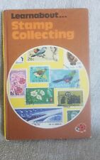 LADYBIRD BOOK Learn About Stamp Collecting - 1969 Series 633.