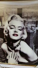 Framed Marilyn Monroe 3D pictures  HD picture 30x40cm New lot 2