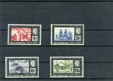 St. Helena Complete Set Sc. 197-200 Mint NEVER Hinged