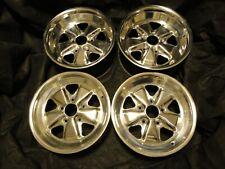 """Porsche Fuchs Alloy Wheels """"Genuine"""" 16 x 7 & 8J,911 Turbo & Supersport M491"""