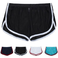 Breathable Men's Swimwear Boxers Running Trunks Swim Shorts Beach PantsM~2XL