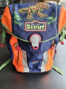 Schulranzen Sporttasche Scout Dino