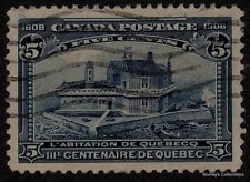 Canada 1908 SC #99 XF-S Gem used single. As good as it gets!